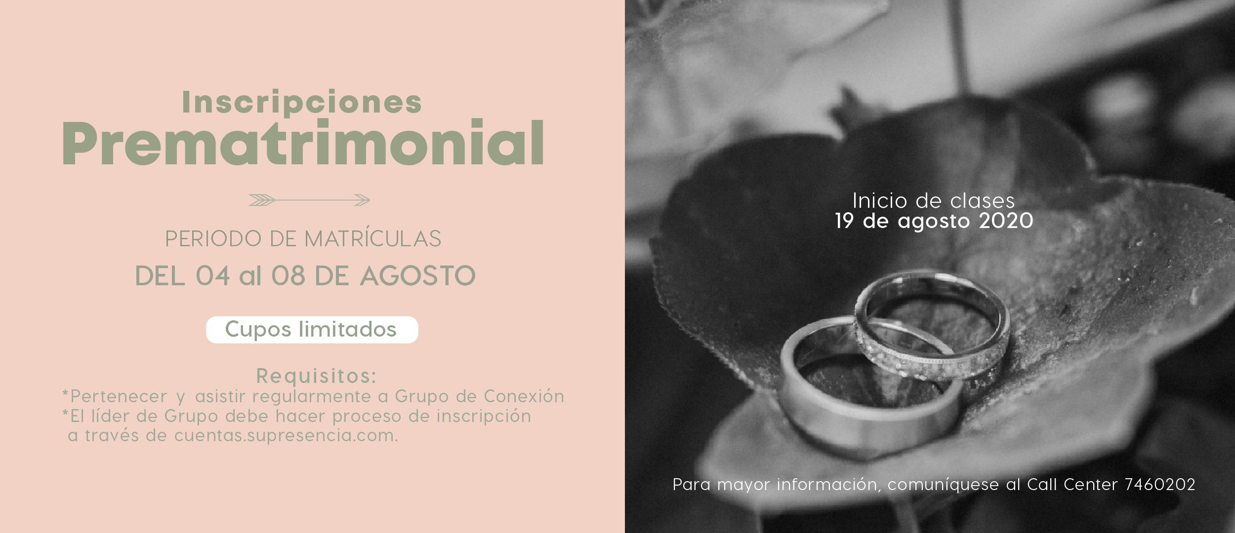 Prematrimonial